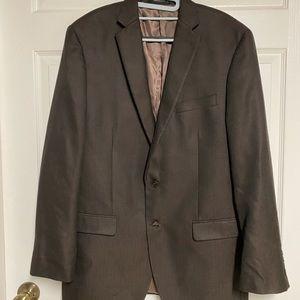 Calvin Klein Suite Jacket Size 42L